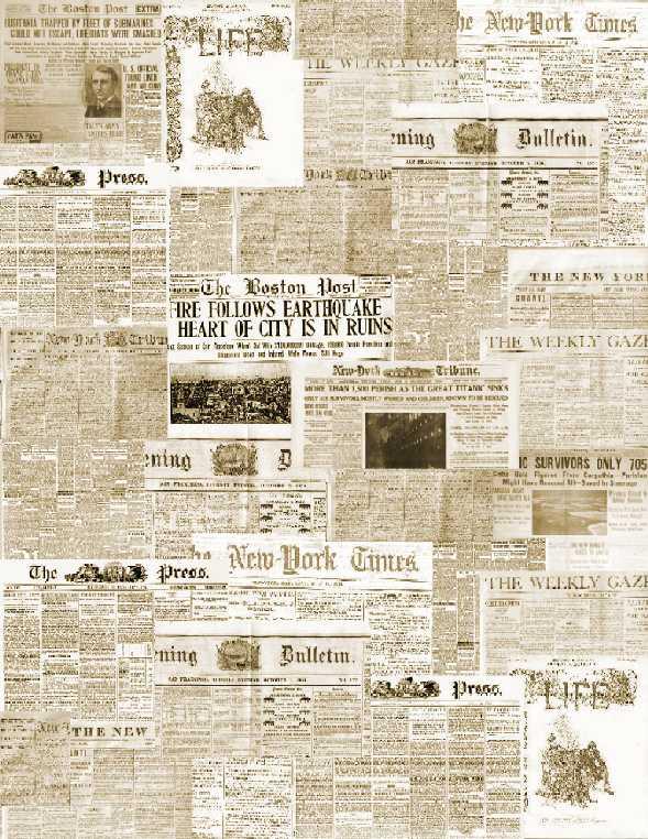 Free stuff 2 for Newspaper wallpaper